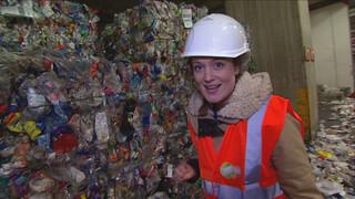 Het Klokhuis: Plastic Recycling