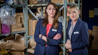 Scott & Bailey - Fatal Error & Lost Loyalty