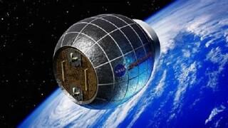 Hoe wordt BEAM opgeblazen in de ruimte?