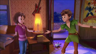 Peter Pan De grote Chumbalaya