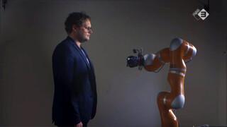 De Kennis Van Nu In De Klas - Mens En Robot