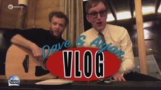Dave & Arjan vlog: IJskarten, popquiz en gezelligheid
