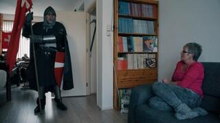 Jan als ridder