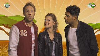 Zapp Your Planet Bart, Nienke en Maurice komen in actie voor Zapp Your Planet