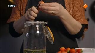 Koken met Van Boven Fragaria ananassa