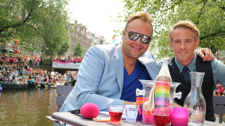 Amsterdam Gay Pride - Pride Amsterdam- Canal Parade 2017