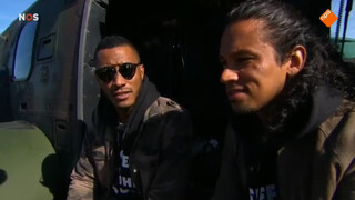 Ryan Marciano en Sunnery James over hun trip naar Lesbos