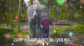 Zapp Your Planet 2016 - veiling geopend