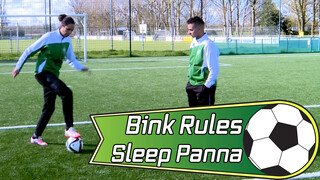 Bink Rules | Sleep panna