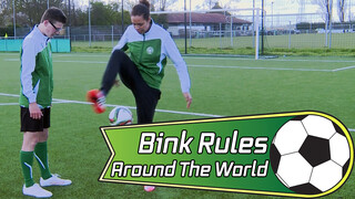 Bink Rules | Around the World
