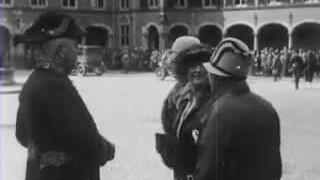 Opening van de Staten-Generaal 1927