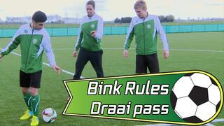 Bink Rules | Draai Pass