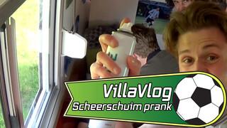 VillaVlog | Scheerschuim Prank