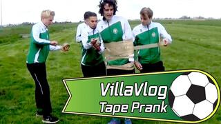VillaVlog | Tape Prank