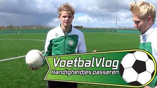 Voetbalvlog | Handigheidjes Passeren