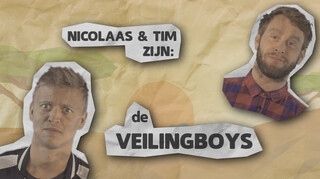 Zapp Your Planet De Veilingboys Tim en Nicolaas