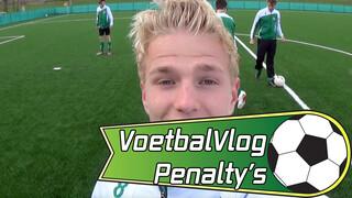 VoetbalVlog | Penalty's schieten