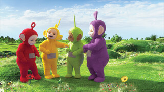 Teletubbies Paarden