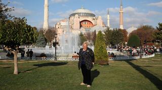 Erica Op Reis - Turkije