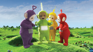 Teletubbies Even wachten!