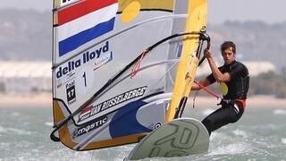 NOS Olympische Spelen: De wondere wereld van windsurfer Dorian van Rijsselberghe