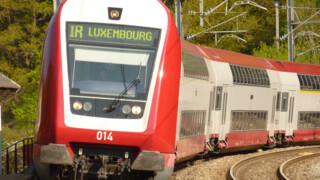 Rail Away - Luxemburg/belgië: Ourthe Lijn