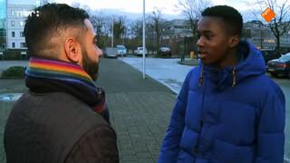 Een AZC in Overvecht? Danny peilt de mening op straat