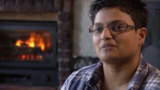 Mery's Sri Lankaanse moeder is trotse oma