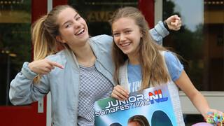Junior Songfestival - #3 Overval Sterre - Juniorsongfestival.nl