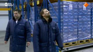 Een koelkast met 200.000 kilo vis