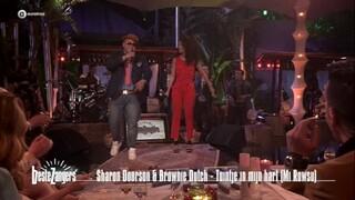 Sharon Doorson & Brownie Dutch - Tuintje in m'n hart