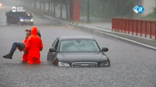Beeld van de Week: wateroverlast