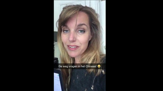 Zapp Snapchat-maand Anne-Mar