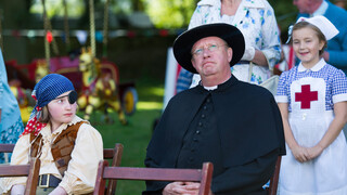Father Brown - The Mayor And The Magician