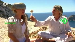 Lauren! op Ibiza