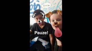 Zapp Snapchatmaand Kinderen voor Kinderen