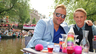 Euro Gay Pride - Canal parade