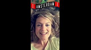 Zapp Snapchatmaand Nienke