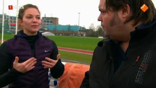 Marlou van Rhijn in gesprek met Frank Evenblij over blades