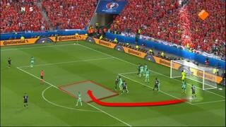 NOS EK Voetbal Portugal - Wales