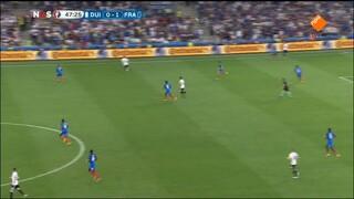 NOS EK Voetbal Duitsland - Frankrijk (tweede helft)