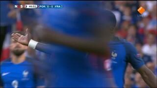 NOS EK Voetbal Portugal - Frankrijk tweede helft