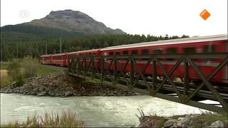 Rail Away - Bernina Express: Pontresina-tirano