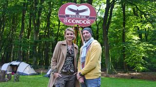 In de ban van de condor - presentatie Tooske Ragas en Eddy Zoëy