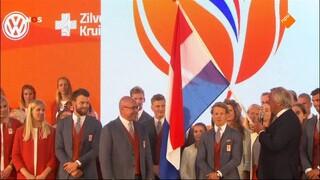 Presentatie Olympische Ploeg
