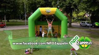 Win een Zappelin-springkussen!