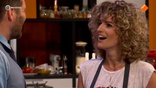 Hoe zijn de kookkunsten van Carolien Borgers?