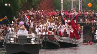 'Nederlanders hebben moeite met Gay Pride'