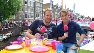 Registratie Amsterdam Euro Pride 2016 - Canal Parade