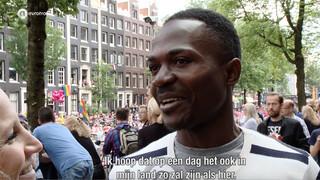Canal Parade 2016 - Homodag of Koningsdag?